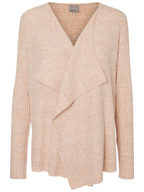FEMININE KNITTED CARDIGAN
