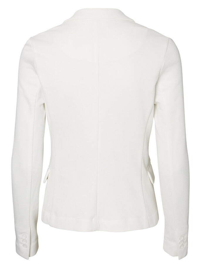 MANCHES LONGUES BLAZER, Snow White, large