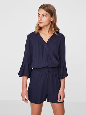 3/4-ÄRMEL- PLAYSUIT