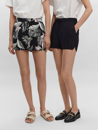 2 PACK NORMAL WAIST SHORTS
