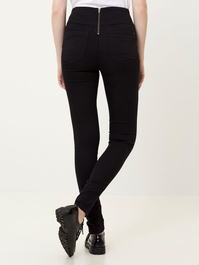 FLY PARIS HW JEGGINGS, Black, large