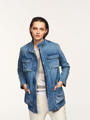 MM/VM DENIM JACKET