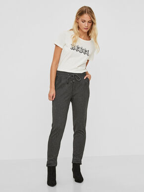 RORY PINSTRIPED TROUSERS