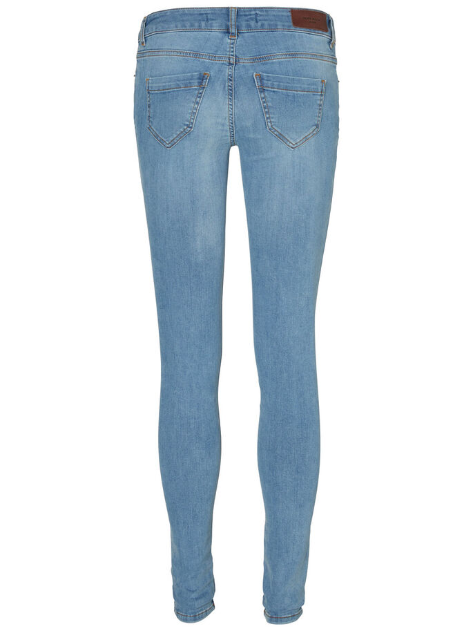 ONE SLW JEAN SKINNY, Light Blue Denim, large