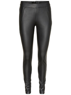 NW CUIR SYNTHÉTIQUE LEGGINGS