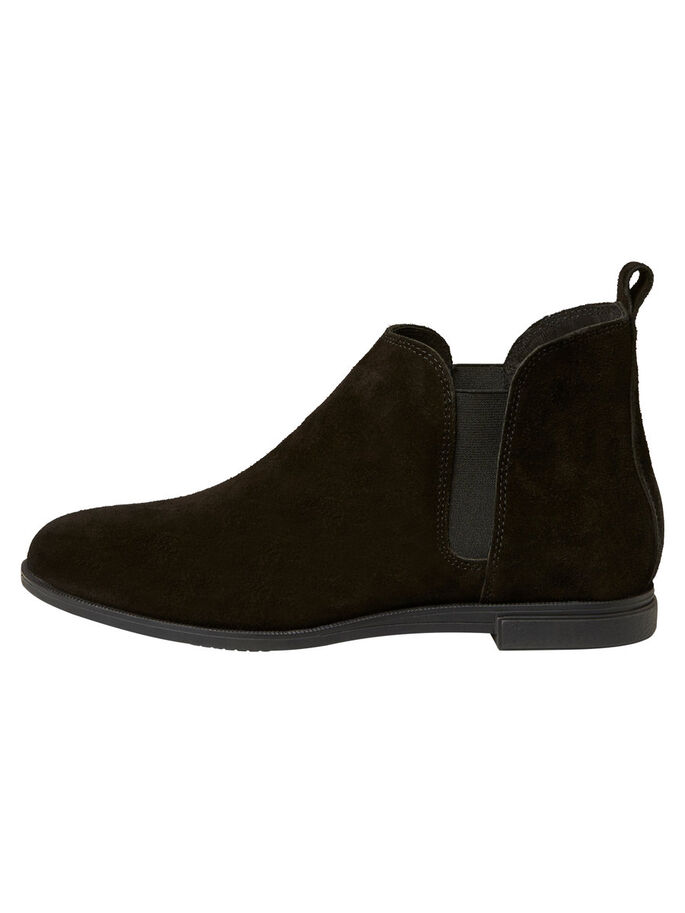 ANKEL BOOTS, Black, large