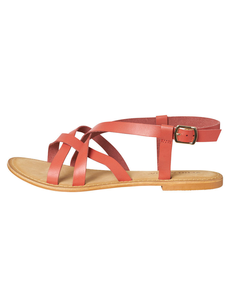 LEATHER SANDALS · LEATHER SANDALS. Vero Moda Shoes