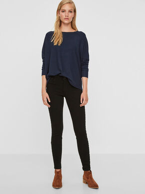 ICON NW PUSH-UP JEANS