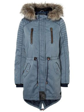 PADDED WINTER PARKA COAT