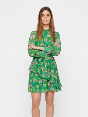 8eed1f0e8f07 FLORAL PRINTED DRESS