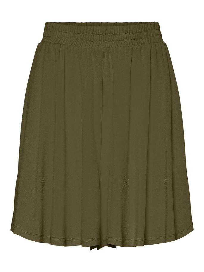 TAILLE HAUTE SHORT, Ivy Green, large