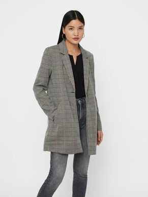 TRANSITIONAL CHECKED JACKET 68c580850f
