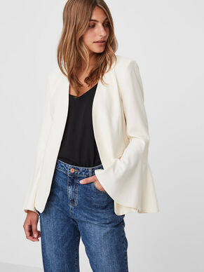 BELL SLEEVED BLAZER