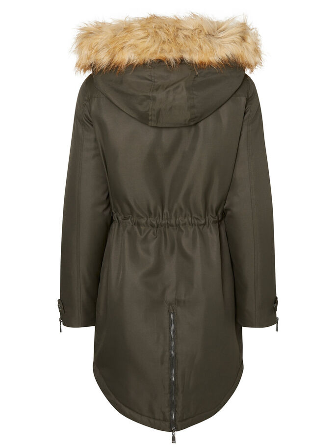 WINTER- PARKA, Peat, large