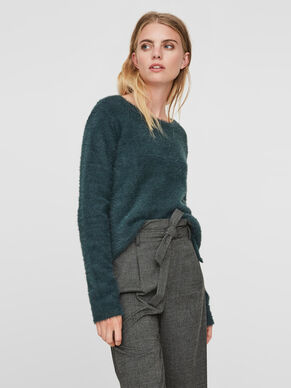 CASUAL PULL EN MAILLE