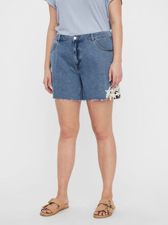 HIGH WAIST SPITZE SHORTS