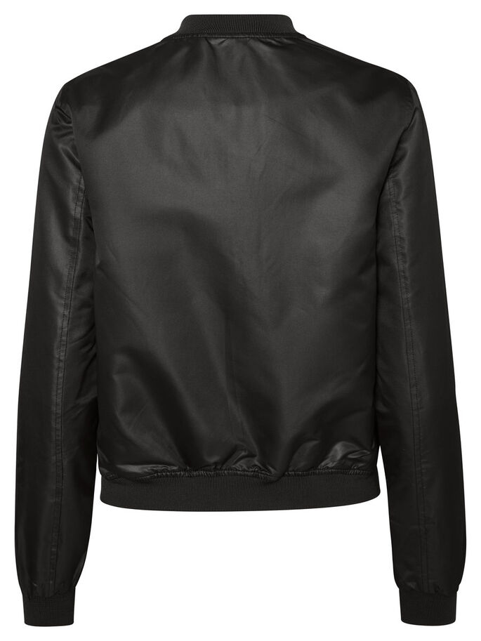 BOMBER BRILLANTE VESTE, Black, large