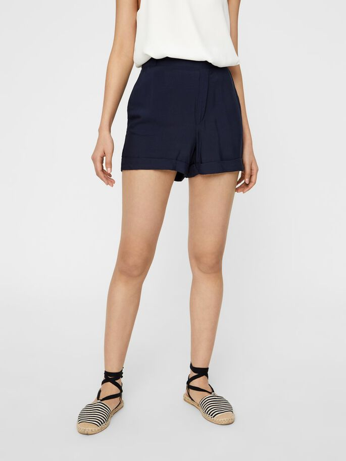 692ab1ae04 TAILLE CLASSIQUE SHORT, Navy Blazer, large