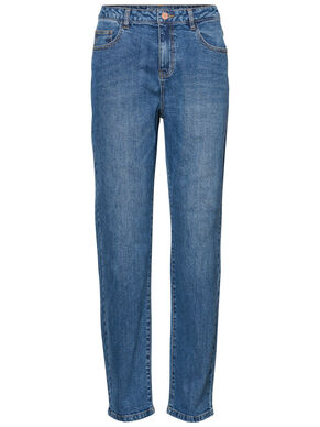 LIV NW STRAIGHT FIT JEANS