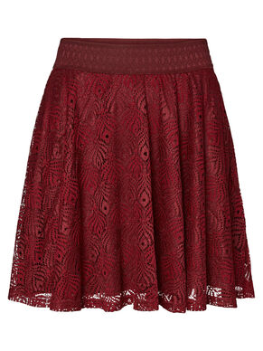 HW LACE SKIRT