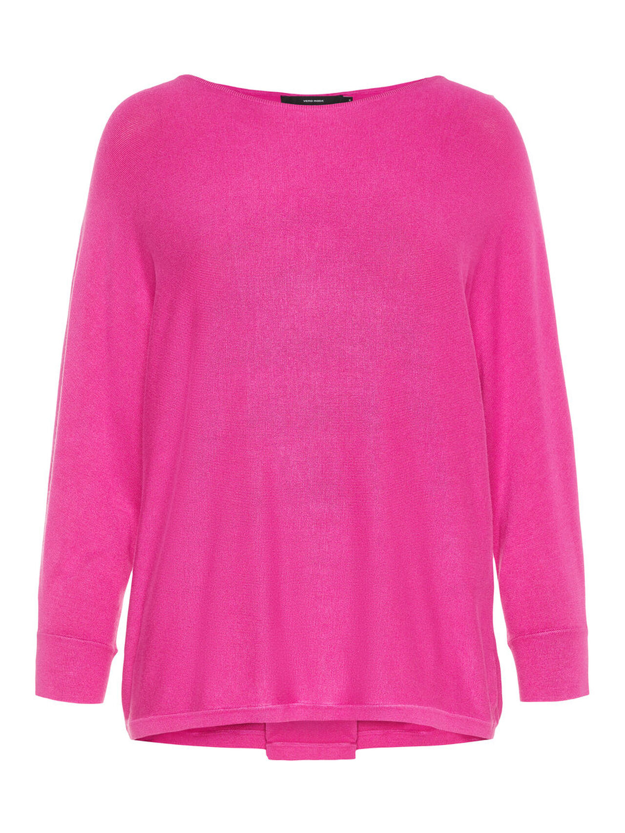 VERO MODA Loose Fit Knitted Pullover Damen Pink