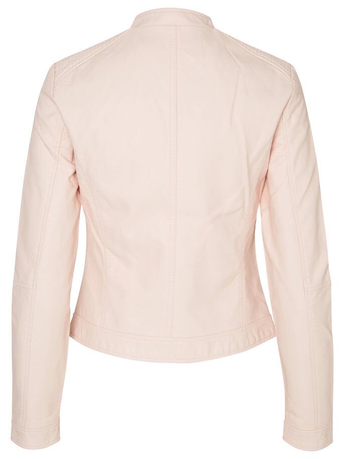 SHORT JACKET, Peach Whip, large