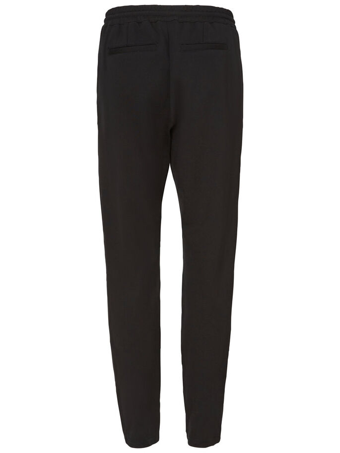 RORY LOOSE FIT TROUSERS, Black, large
