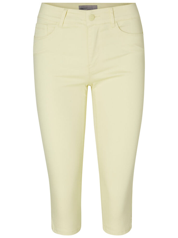 SEVEN NW CAPRIHOSE, Wax Yellow, large