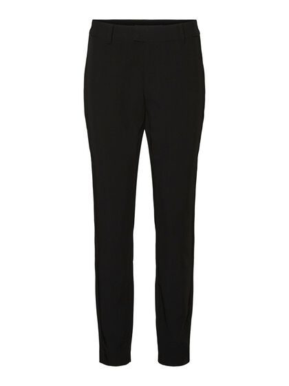 NORMAL WAIST SLIM FIT TROUSERS
