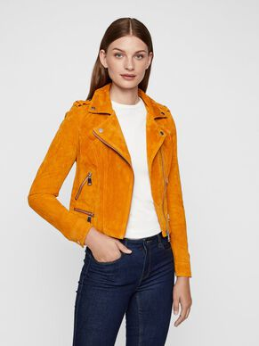 b776367e Short Jackets | Denim, leather & immitated leather jackets for women ...