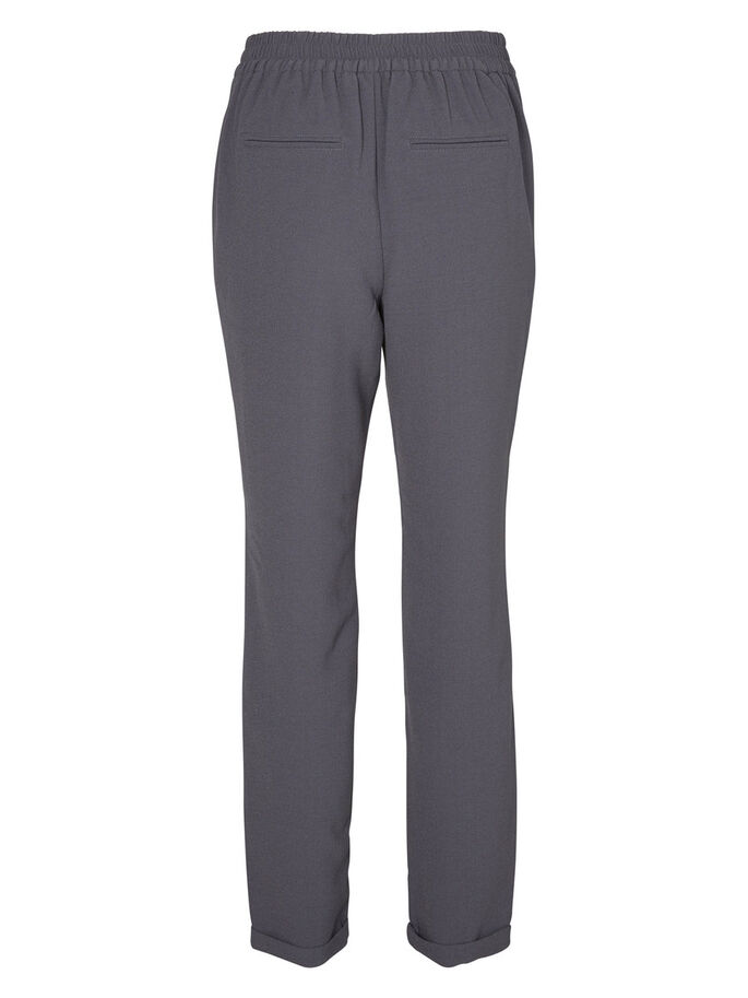 NORMAL WAIST TROUSERS, Ombre Blue, large