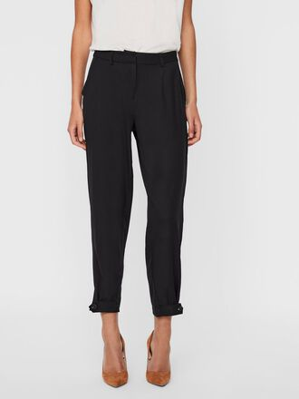 NORMAL WAIST ANKLE TROUSERS