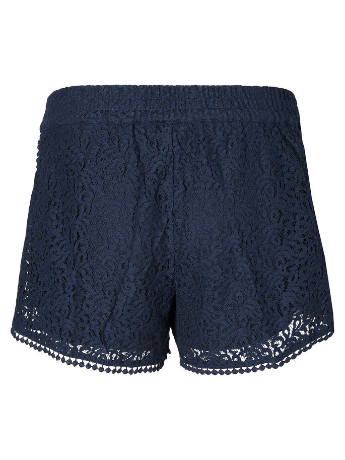 DENTELLE SHORTS, Navy Blazer, large