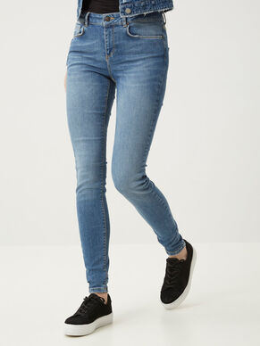 LUX NW SKINNY FIT JEANS