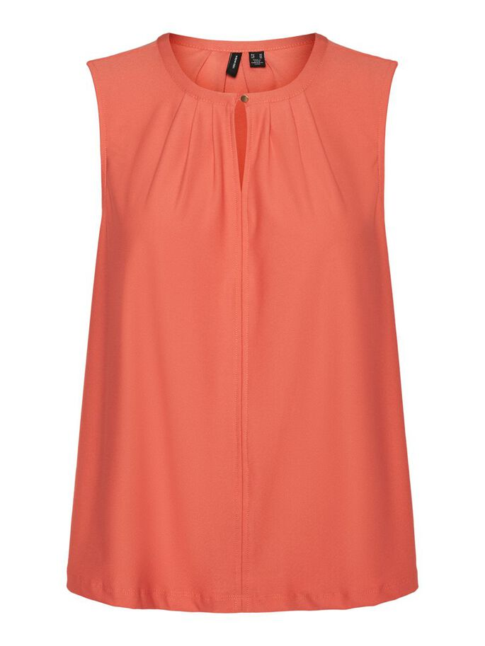 CLASSIQUE TOP, Spiced Coral, large