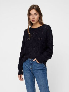 3762f20e93 KNIT PATTERNED BLOUSE · KNIT PATTERNED BLOUSE. Vero Moda