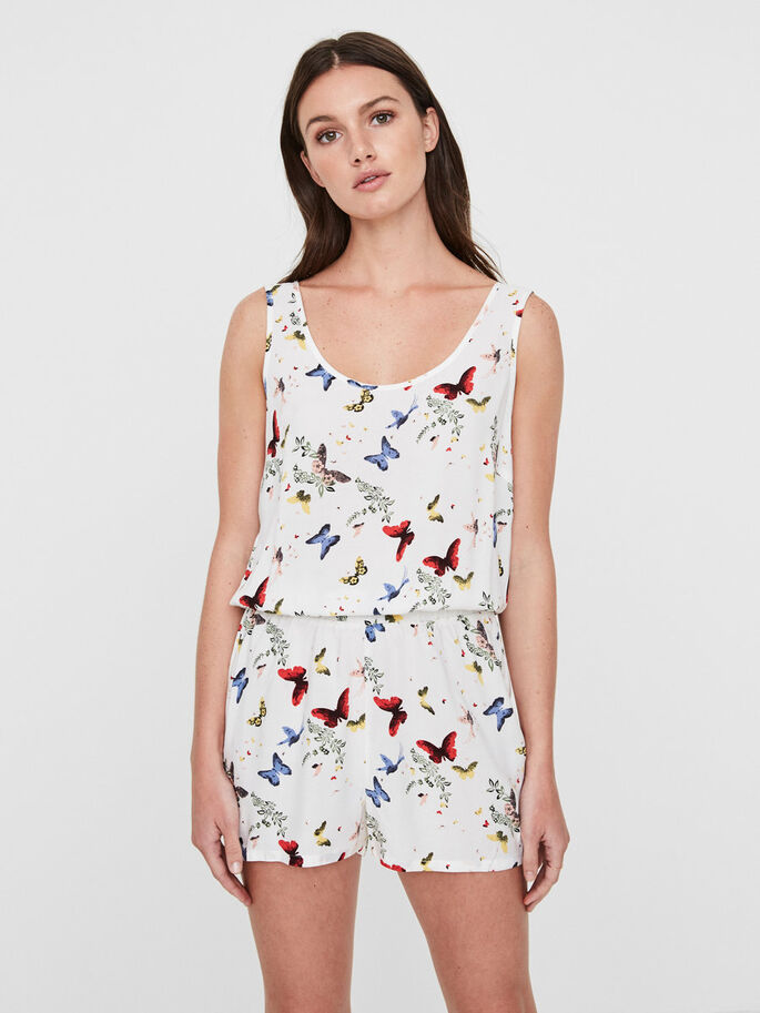 SUMMER PLAYSUIT, Snow White, large