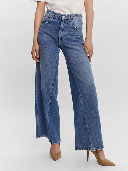 VMMADDIE HIGH WAISTED FLARED JEANS