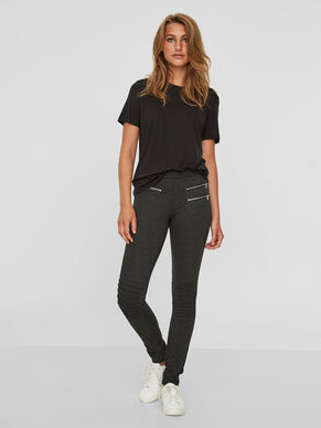 HW ZIP JEGGINGS