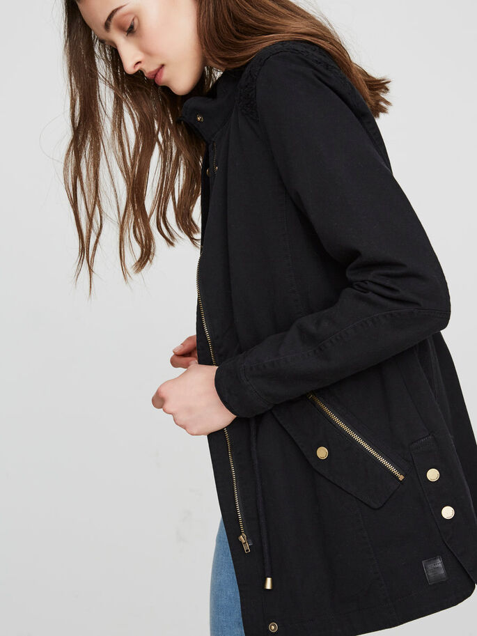 TRANSITIONAL JACKET, Black Beauty, large