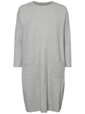 CASUAL ROBE EN MAILLE