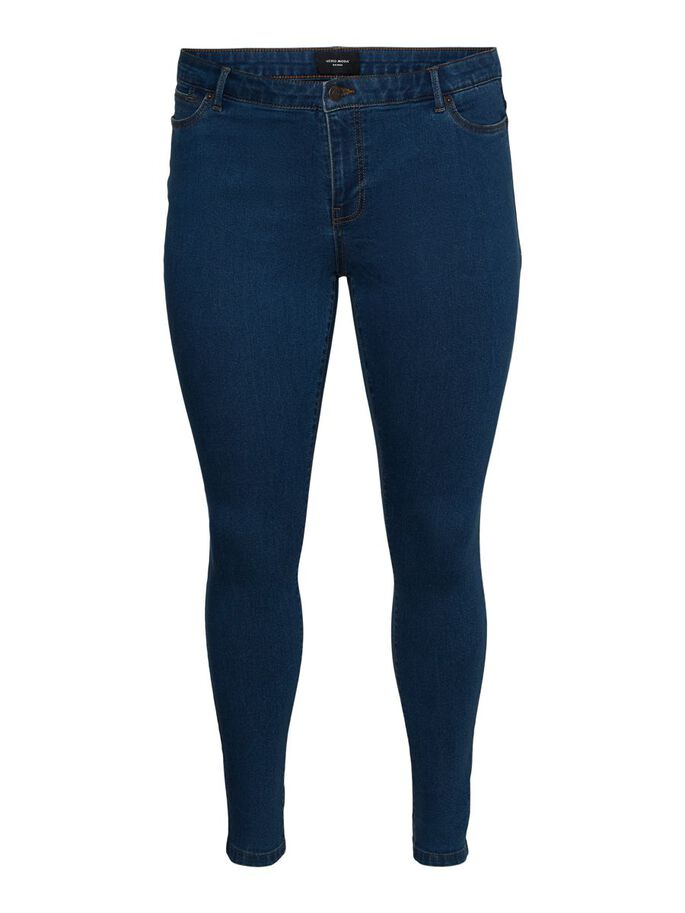 VMLUDY LEGGINGS, Blue Denim, large