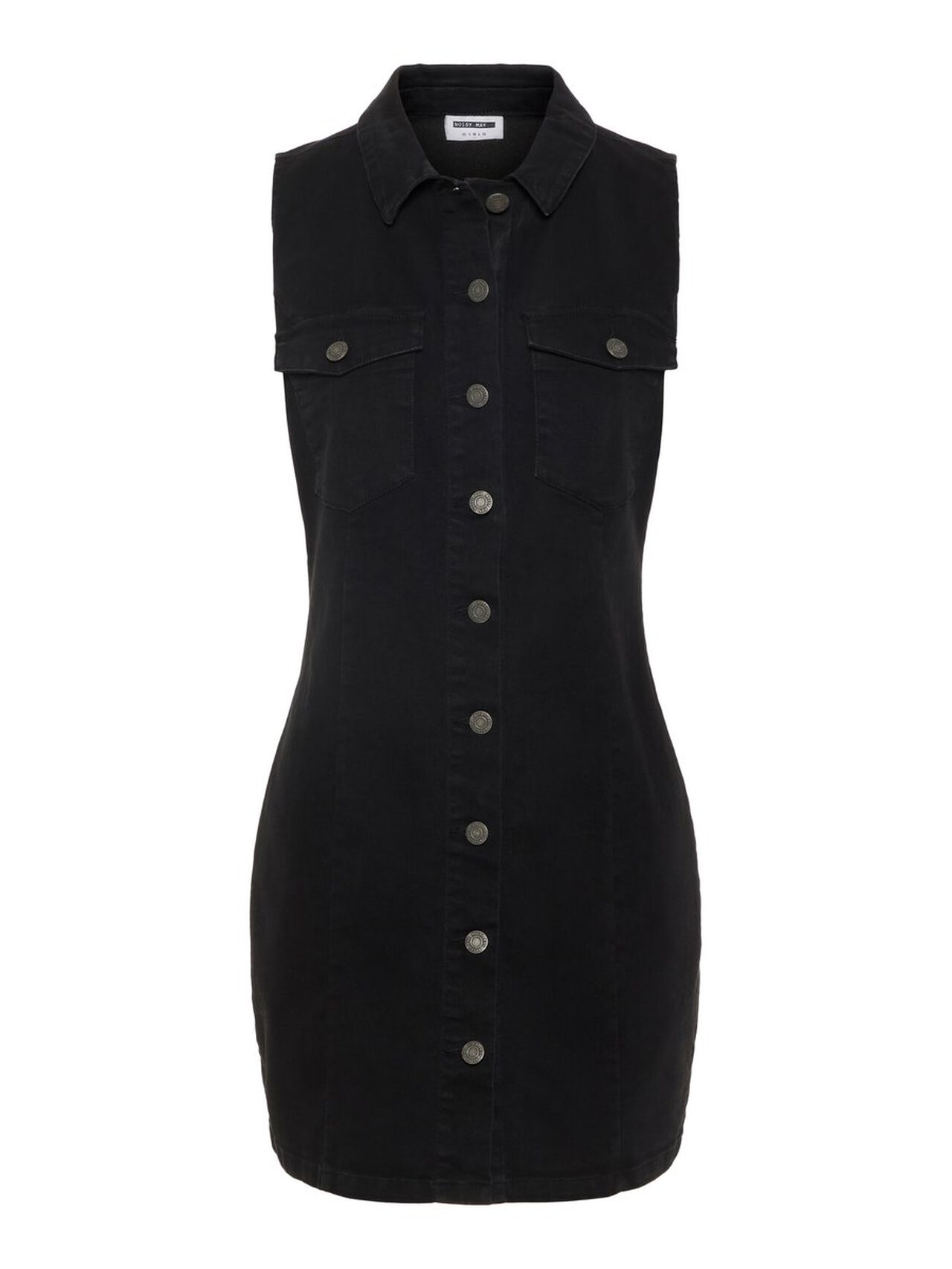 NOISY MAY Fitted Dress Women Black