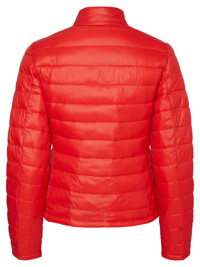 PADDED JACKET, High Risk Red, large
