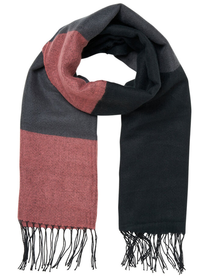 LONG SCARF, Faded Rose, large