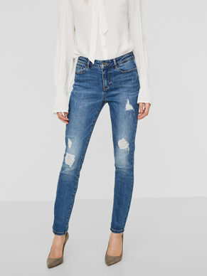 SEVEN NW SKINNY FIT-JEANS ac8232ab8a213