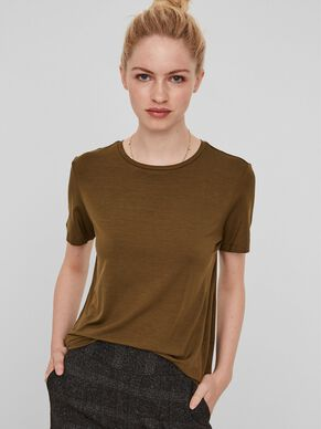 AWARE SHORT SLEEVED TOP