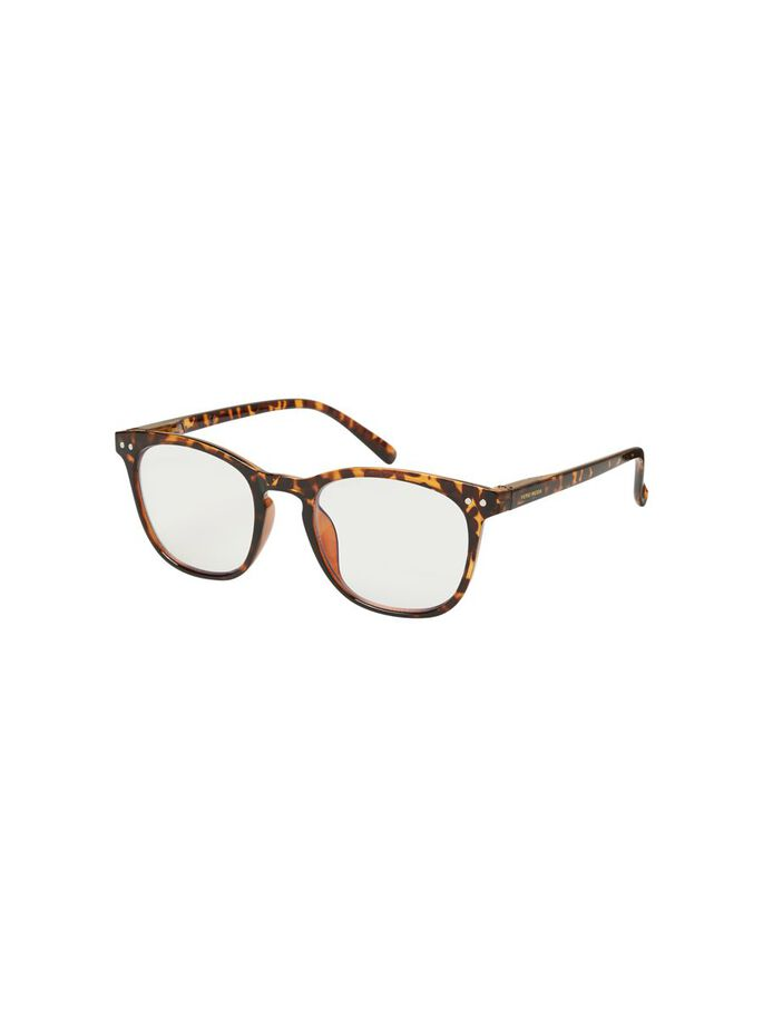 BLUELIGHT GLASSES, Cognac, large