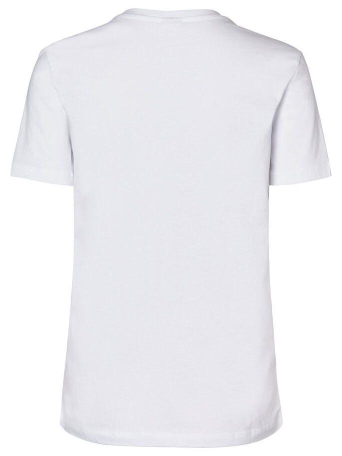 VMD T-SHIRT, Bright White, large