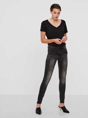 SEVEN NW ANKLE JEAN SKINNY